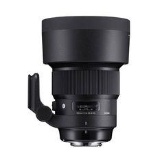 #Sigma 105mm f1.4 DG HSM Art #Lens (#Nikon F Mount) available online Nikon Camera Models, Camera Lens, Sigma 105mm, Nikon Df, Canon Ef Lenses, Wide Aperture, Art Lens, Used Cameras