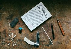 The Scrimshaw Kit is the perfect gift for anyone who enjoys working with their hands. Step By Step Instructions, Initials, How To Apply, Hands, Kit