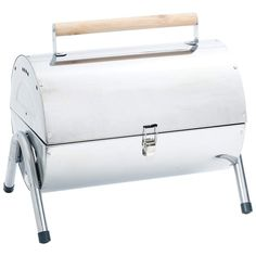 Maxam� Stainless Steel Barbeque Grill