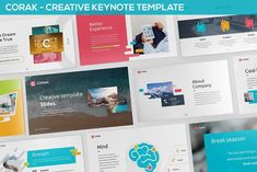Corak - Creative Powerpoint Template Get it now! a Creative Layout Template for your Business presentation, suitable for anykind purpose especially for Presentation Design Template, Presentation Layout, Business Presentation, Layout Template, Keynote Template, Design Templates, Business Brochure, Business Card Logo, Creative Powerpoint Templates