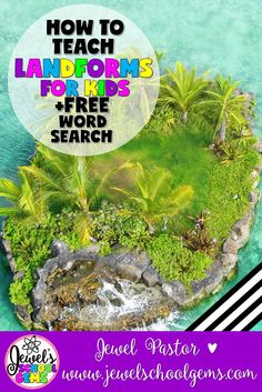 LANDFORMS | HOW TO T