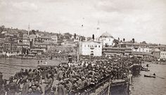 1922 Tekirdağ Yunan ordusu