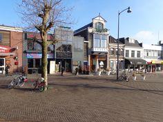Veenendaal markt 2015 foto Henk G.