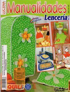 Revistas De Manualidades Para Descargar Quili Lenceria