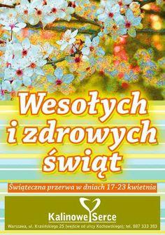 #Wesołych #Świąt #Wielkanocnych #życzy #KalinoweSerce