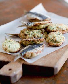 Sardines au brocciu