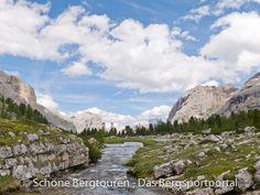 Im Gebiet der Grossen Fanesalm (auf ca. 2100m Höhe) im Naturpark Fanes-Sennes-Prags, Südtirol, Italien - Foto: Mario Hübner