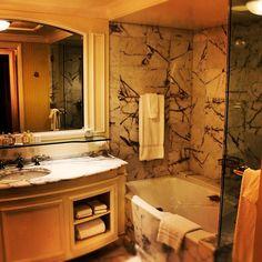 The Grand America Hotel in Salt Lake City, Utah.