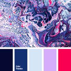Color Palette  #3860