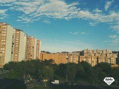 Bogotá con sol