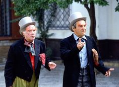 The Second Doctor and Shockeye - The Two Doctors