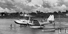 Mission4Today › ForumsPro › R & R Forums › Photo Galleries › WWII Aircraft Photo's › USA Sikorsky S43, Belem, Brazil 1943