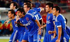Resultado de imagen para u de chile campeon copa sudamericana