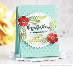 11th Anniversary Day 7: February Release Day 2 + Use Only Dies – No Stamps! Challenge – Papertrey Ink