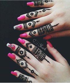 Henna @shark_mehendi