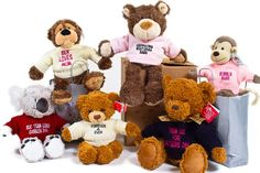 Design & make the perfect personalised teddy bears. Say it with Bears offer the largest range of personalised teddy bear gifts. Buy bears for any occasion. Custom Teddy Bear, Personalised Teddy Bears, Love Mom, Marketing, Cuddling, Personalized Gifts, Finding Yourself, Toys, Projects