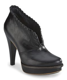 Take a look at this Black Jamison Bootie on zulily today!