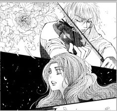 A little sneak peek at the Clockwork Princess manga, coming from Yen Press! Jem and Will, Jem and Tessa, Will and Tessa.