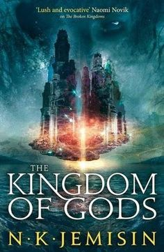 book cover of The Hundred Thousand Kingdoms