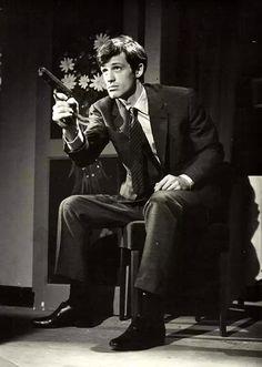 Jean-Paul Belmondo. 1961.
