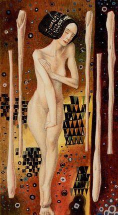 Tarot de Klimt par A. Atanassov - Pesquisa Google