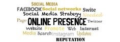 Online presence like a pro, for beginners.