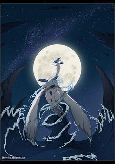Pokemon Pins, Pokemon Images, Pokemon Fan Art, Pokemon Pictures, Digimon, Lugia, Dragonair, Bulbasaur, Pokemon Realistic