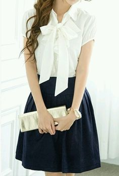 Classic yet chic. #fashion #simplicity