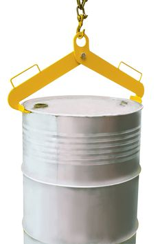 Drum Handling Dollies, Handlers & Lifting Equipment - - Easily moves and handles open or closed head loaded steel drums. Allows quick, gently loading into overpacks and keeps drums upright during lift, reducing spills and injuries. Metal Bending Tools, Metal Working Tools, Metal Tools, Diy Projects Plans, Metal Projects, Welding Projects, Welding Shop, Welding Tools, Garage Tool Storage