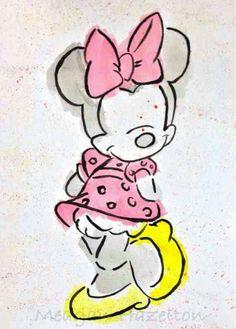 Minor watercolor