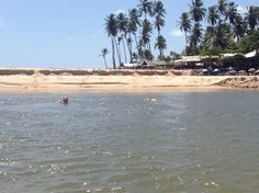 Praia da Barra do Gramame