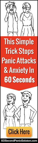 The 60 Second Panic Solution