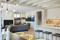 Folk Modern Lucy Interior Design, Elevation Homes, Photography: Spacecrafting, #Lucypenfield