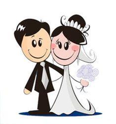 dibujos clipart digi stamps wedding novios boda cute rh pinterest com marriage clipart black and white marriage clipart black and white
