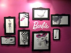 Camari new room ideas to decorate a Barbie themed room Rose Gardening Tips Barbie Theme, Barbie Birthday, Barbie Party, Barbie Life, Barbie Dream House, Barbie World, Barbie Bedroom, Little Girl Rooms, Room Themes