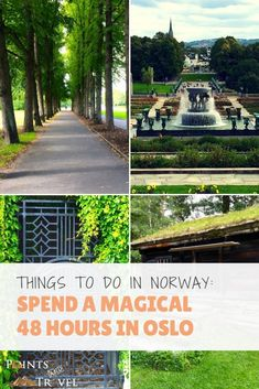Things to do in Norway, Oslo, Norway