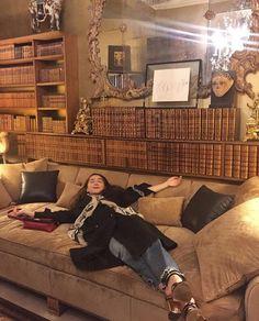 rowan blanchard with chanel in paris! Rowan Blanchard, Old Money, Girl Meets World, Rich Kids, My Vibe, Dream Life, Interior Design, Instagram, Shraddha Kapoor