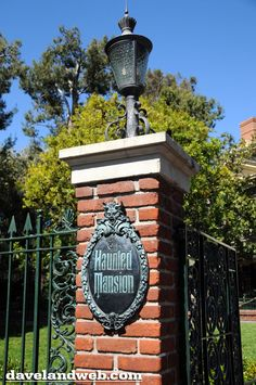 The Haunted Mansion is my favorite ride at the Magic Kingdom