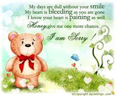 Dgreetings......    I m sorry my love.....plz forgive me....:'-(