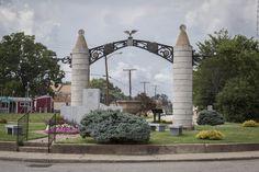 15th Street Monument World War II