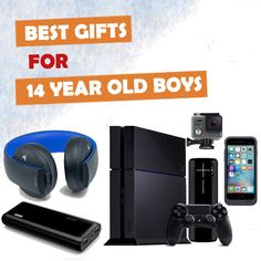 Find The Best Gifts For 14 Year Old Boys With Our ULTIMATE Gift Guide