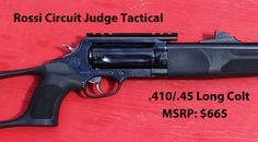 Rossi Circuit Judge Tactical Review - Mall Ninja Hilarious!Loading that magazine is a pain! Get your Magazine speedloader today! http://www.amazon.com/shops/raeind