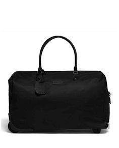0c7c759d09f5 Lady Plume Wheeled Weekend Duffel Bag Duffel Bag