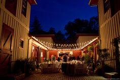 Morven Park.  Coach House Wedding