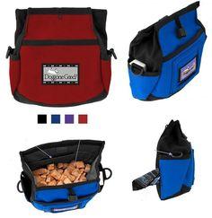 Doggone Good Rapid Rewards Dog Bait Bag Obedience Training Agility Treat Pouch | eBay