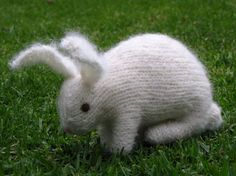 Easter Bunny Rabbit Pattern
