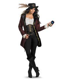 Pirates of the Caribbean Angelica Prestige Costume Set - Women