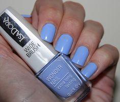 IsaDora - Miami Blue, love this periwinkle!