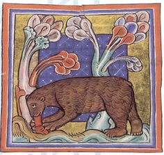 Book of Beasts: MS. Bodley 764