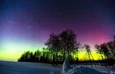 Time lapse des Aurores Polaires de Lettonie | Video here : http://utopiie.com/blog/time-lapse-aurores-polaires-lettonie/